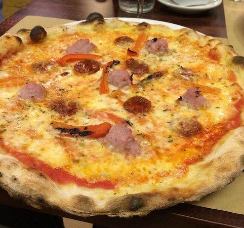 PerBacco!: Pizza Mexico