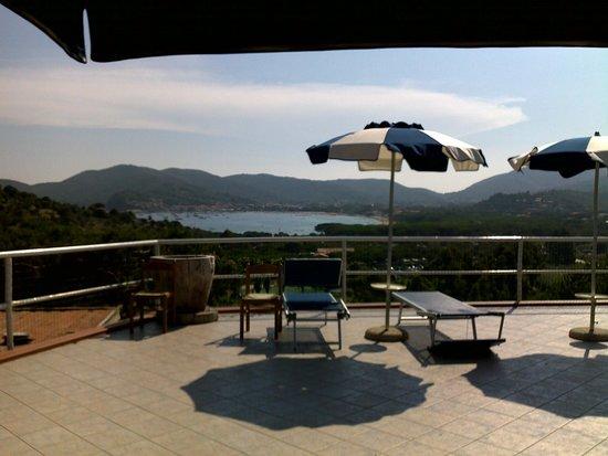 Club Hotel Marina 2 : La terrazza