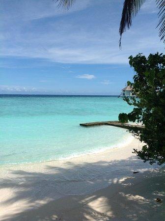 Adaaran Club Rannalhi: Spiaggia