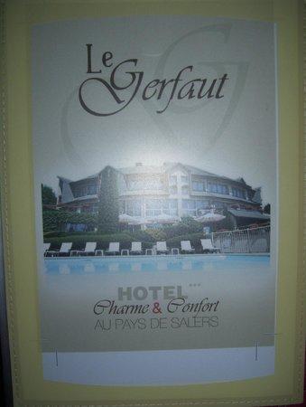 Hotel Le Gerfaut : LE GERFAUT ***
