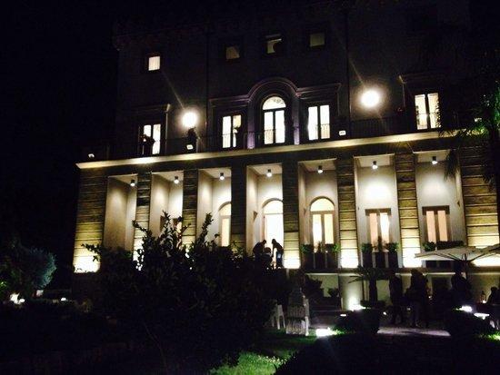 Villa Montesano: Facciata