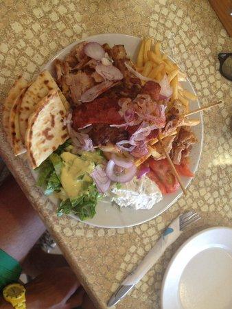 Star Fast Foods : Grigliata mista