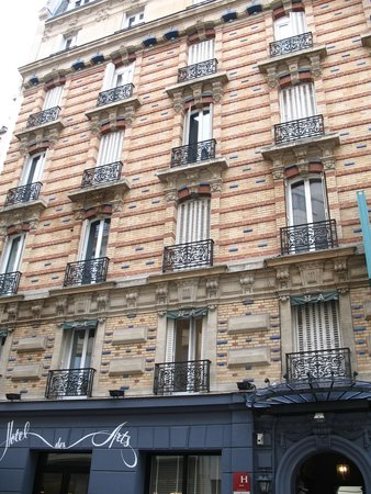 Hotel des Arts Bastille: Esterno