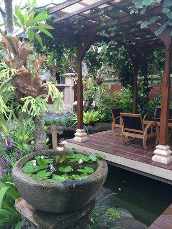 Onje Resort and Villas: Beautiful grounds
