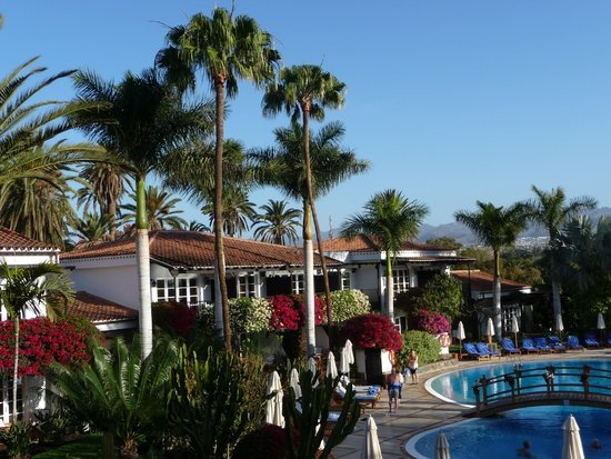 Seaside Grand Hotel Residencia: Der Poolbereich