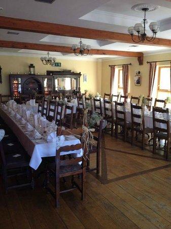 Caisleain Oir Hotel: Wedding Reception