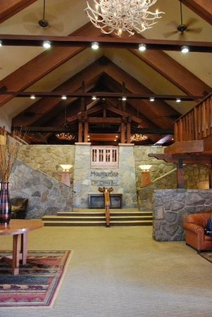 Mammoth Mountain Inn : ingresso hotel