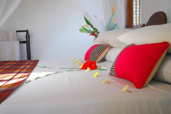 Villa Mangrove: room