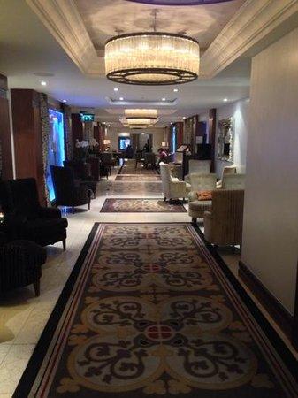 One Twenty One Two Restaurant: Royal Horseguards Hotel