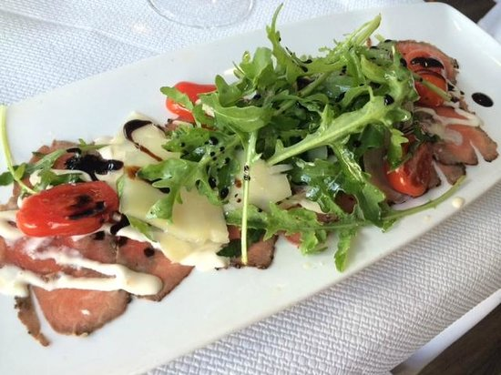 Wigi's Kitchen: Beef Carpaccio
