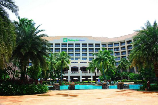 Holiday Inn Resort Sanya Bay : Отель