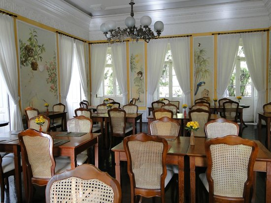 Hotel Solar do Império : Restaurante Leopoldina