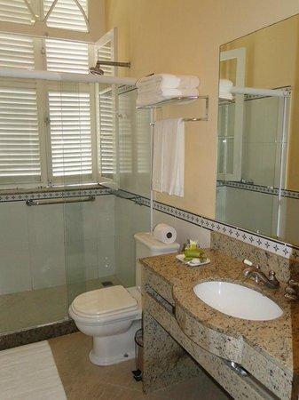 Hotel Solar do Império : Banheiro