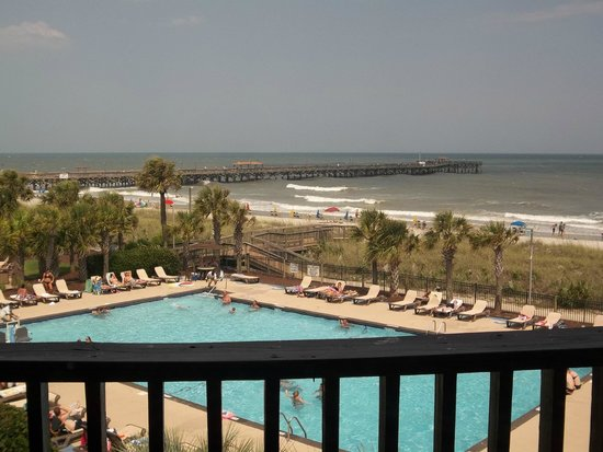 DoubleTree Resort by Hilton Myrtle Beach Oceanfront: my view