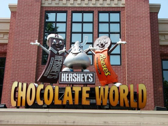 Hampton Inn & Suites Hershey Near The Park: Hershey's Chocolate World - Just 1 Mile from our property!
