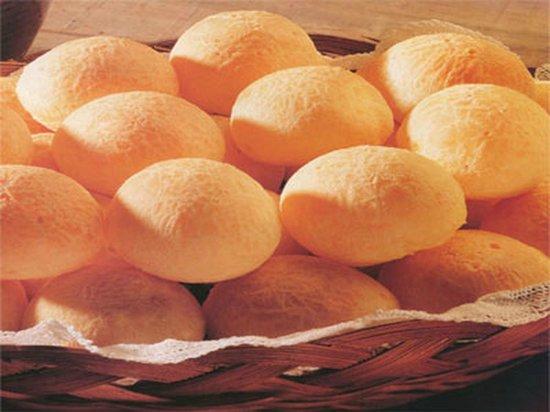 Manhattan International Bakery: Pan de Bono