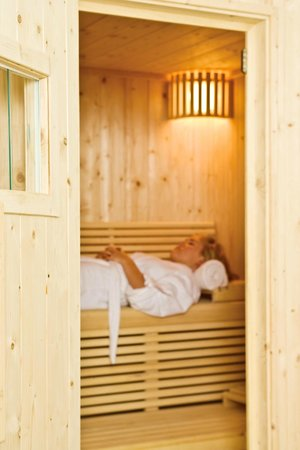 The Andros Boutique Hotel: Sauna