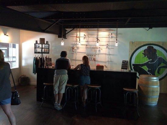 Bone Spirits Distillery: Tasting Room