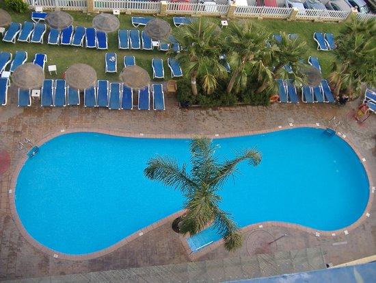 Hotel Best Benalmadena: PISCINA GRNDE