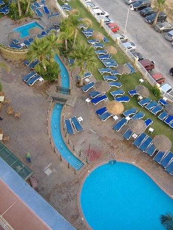 Hotel Best Benalmadena: JARDIN