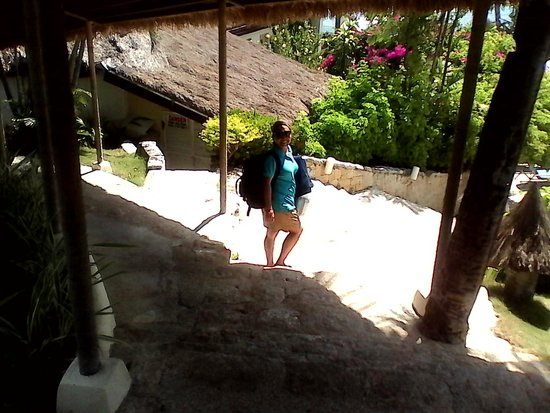 Alegre Beach Resort: Mwaah