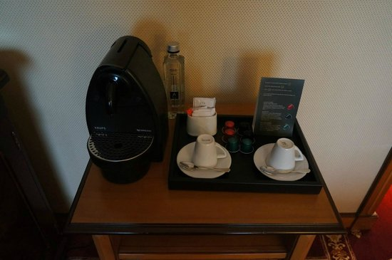 InterContinental Bucharest: Great coffee.