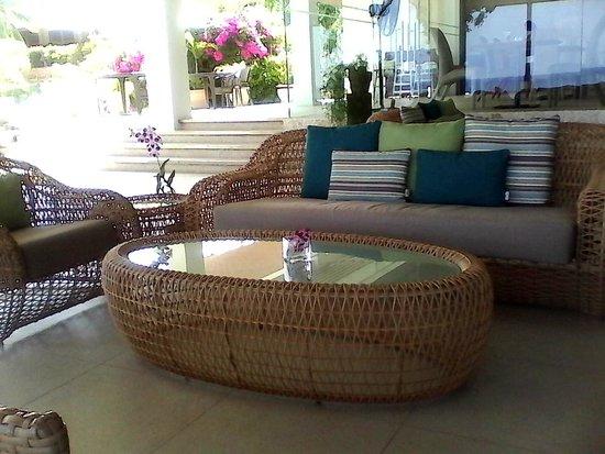 Alegre Beach Resort: Restaurant