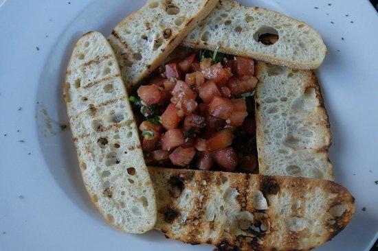 Mutu's Italian Kitchen: Bruschetta