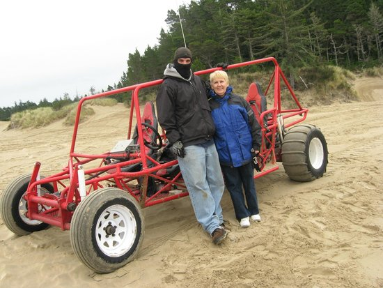 Florence, OR: fun on the dunes