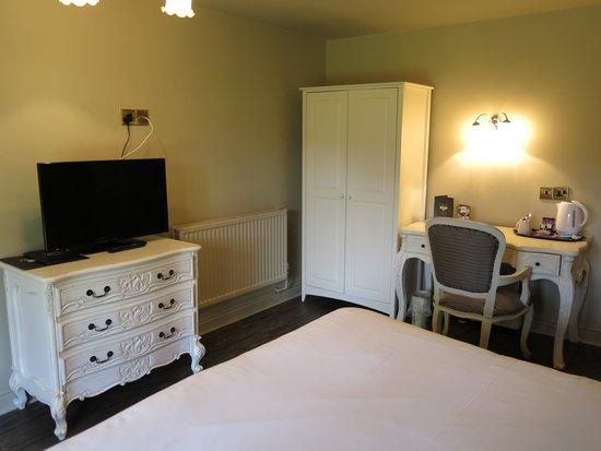 The Spread Eagle Hotel: Room
