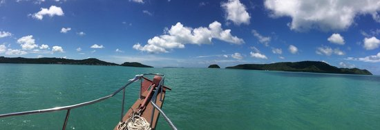 Siam Safari: junk cruise with lunch