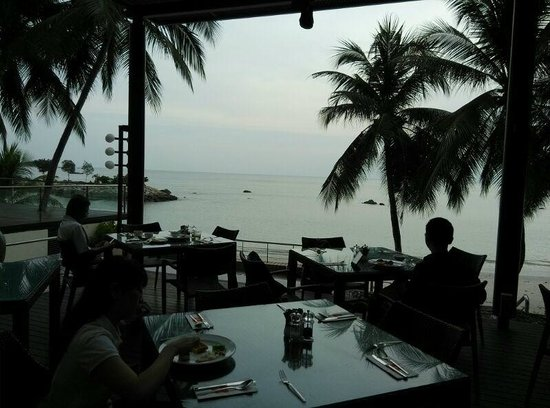 Four Points by Sheraton Penang: Place of restaurant