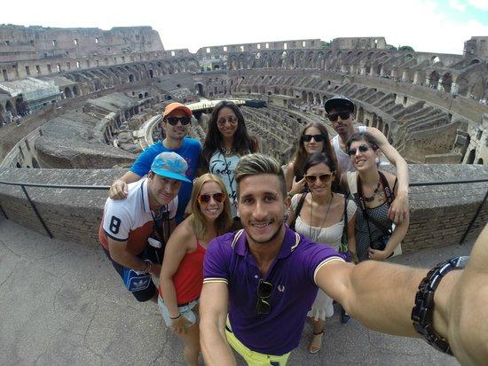 Roma Experience Tours : Coliseo Romano