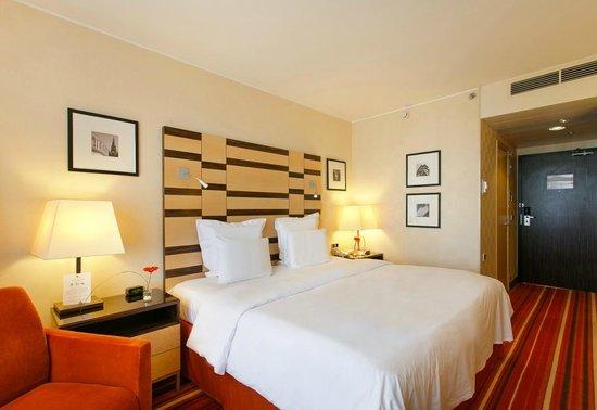 AZIMUT Hotel Olympic Moscow : Спальня