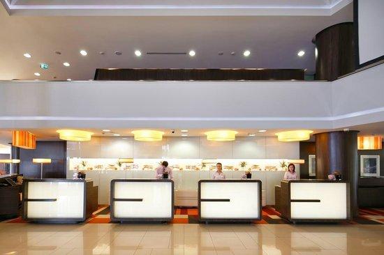 AZIMUT Hotel Olympic Moscow : Лобби