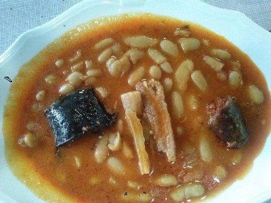 Restaurante Cafe Cares : Fabada