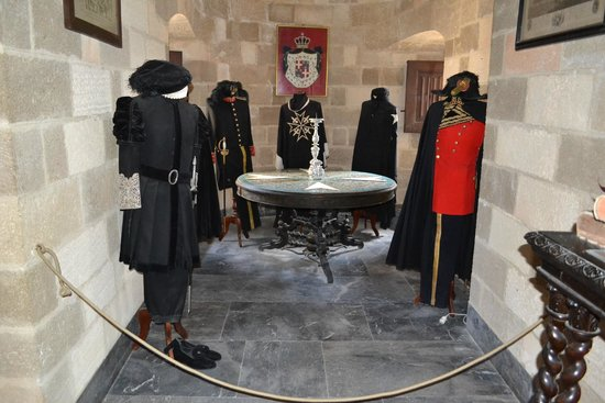 Palace of the Grand Master of the Knights of Rhodes: В одной из комнат Замка