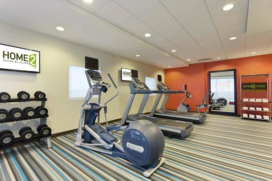 Home2 Suites by Hilton Baltimore Aberdeen : Fitness Center