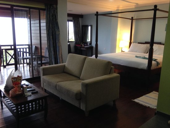 D'Coconut Hill Resort: The junior suite