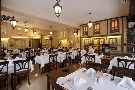 Erboy Hotel : Pasazade Restaurant