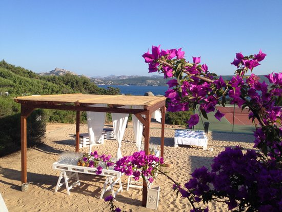 Clubviaggi Resort Santo Stefano: spiaggia