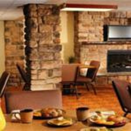 1st Inn Branson: Breakfast Room / Meeting Room
