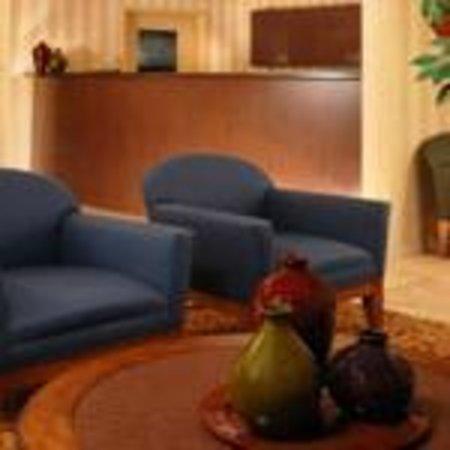 1st Inn Branson : Hotel Lobby