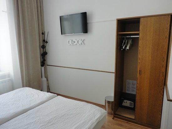 KIBI rooms: habitación