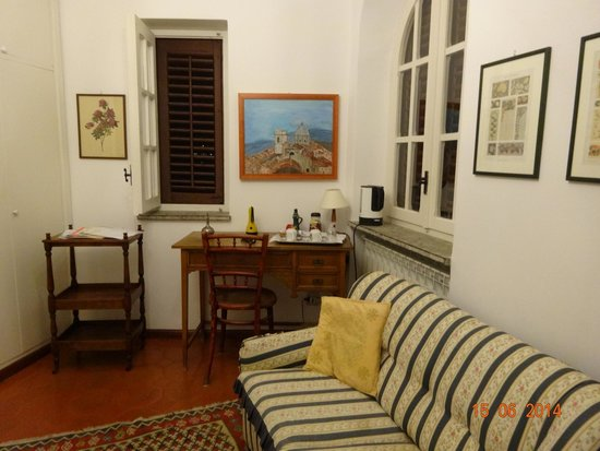 Il Glicine Bed & Breakfast Sul Golfo: suite