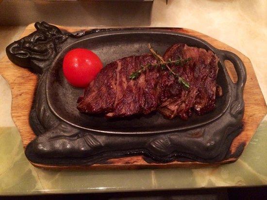 Emperor: Fillet steak ��