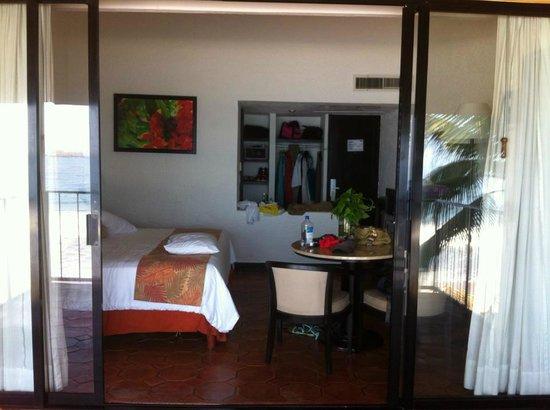 Inter-Continental Presidente Ixtapa: Nuestra habitación!