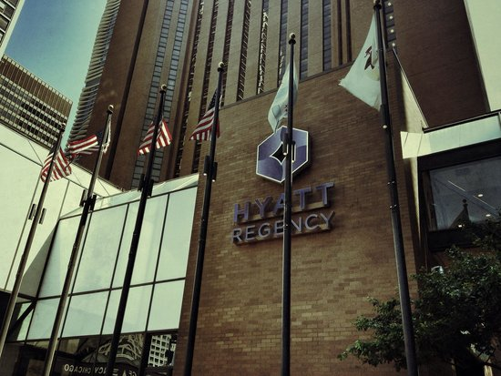 Hyatt Regency Chicago : Windy City Stay