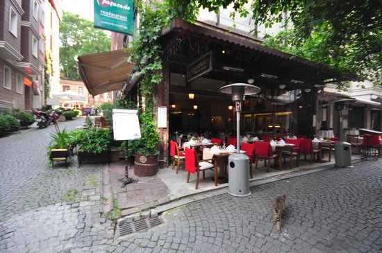 Erboy Hotel: Pasazade Restaurant