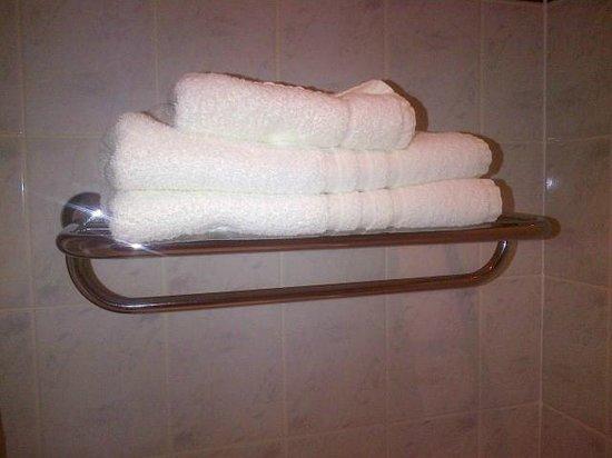 Leonardo Hotel London Heathrow Airport: Good quality towels